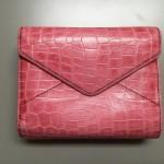 財布の色落ち気になりませんか?染め直し修理でキレイに!