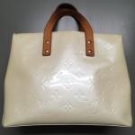 【ヴィトン】エナメルバッグのリードPMを色替え修理
