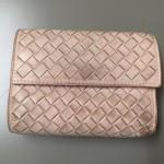 【ボッテガ】財布の修理*ご希望色で染め直し可能です!
