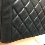 【CHANEL】バッグの色あせや色落ちを補色修理でキレイにしました