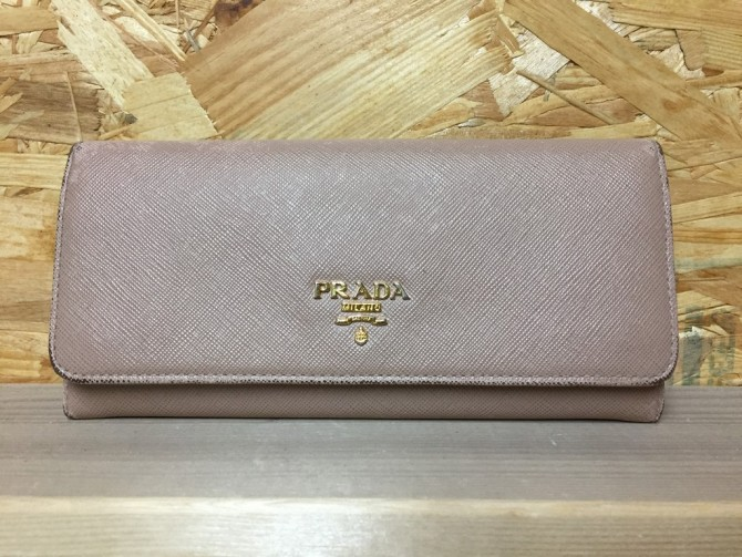 PRADA財布修理前_1