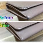 【PRADA】財布の修理